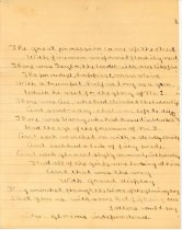 Image of 17-68-b, Independence Day Essay By Elsie Green, 1st Graduate Of Fshs In 190