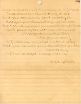 Image of 17-68-c, Independence Day Essay By Elsie Green, 1st Graduate Of Fshs In 190