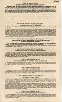 Image of 17-181-b, Marguerite Wilkie, Fshs Teacher's Contract, 1940, Back
