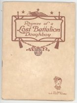 Image of 497.035 - Rhymes of a Lost Battalion Doughboy.      