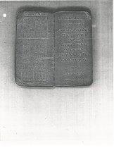 Image of 001.057. Account Books And Diary Of William H Taylor Cover. 187-24