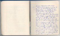 Image of 33-506, Snoqualmie Valley Music Club, Lamar Gaines, Minutes Of Meetings, 19