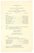 Image of 248.017 - FCHS Sr. Class play program 1934