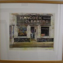 Image of Hancock Cleaners - 2011.1.13
