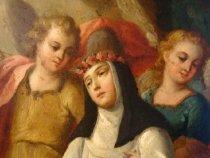Image of Saint Teresa (detail)