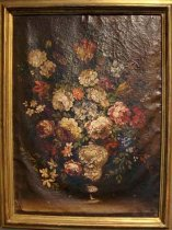 Image of 1929.5.39 - Still life of flowers