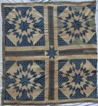 Image of Prairie Star quilt - Quilt