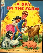 Image of A day on the farm; illus. by Dorothy Grider. - Evers, Alf.