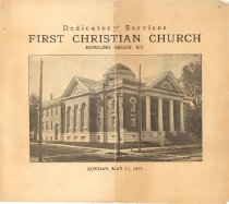 Image of Records - First Christian Church - Bowling Green