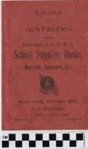 Image of Catalog of School Supplies