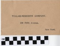 Image of Return Envelope