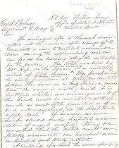 Image of SC 333 Yandell Letter p. 1