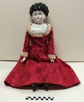 Image of Bertha Doll - Doll