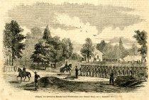 Image of Befezun von Paducah in Kentucky -Troops in Paducah -