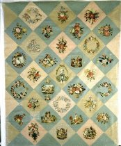 Image of Henry Clay Presentation Quilt - Quilt