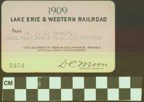 Image of Lake Erie & Western Railroad