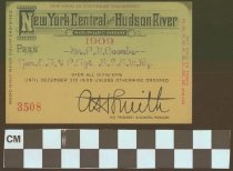 Image of New York Central and Hudson River Railroad Company