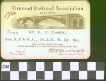 Image of Terminal Railroad Accociation of St. Louis