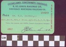 Image of Cincinnati Northern Railroad Co.