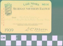 Image of Lake Shore & Michigan Southern Railway
