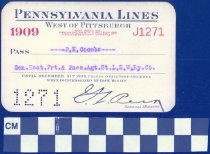 Image of Pennsylvannia Lines West of Pittsburgh - Pennsylvannia Lines