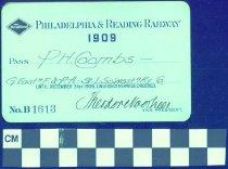 Image of Philadelphia & Reading Railway