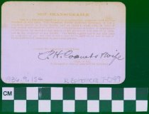 Image of 1986.9.154 Back