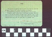 Image of 1986.9.165 Back