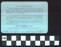 Image of 1986.9.189 Back