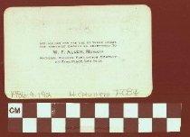 Image of 1986.9.192 Back