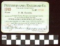 Image of Pennsylvania Railroad Co. - Pennsylvania Railroad Co.