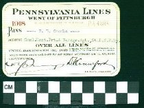 Image of Pennsylvania Lines West of Pittsburgh - Pennsylvania Lines West of Pittsburgh
