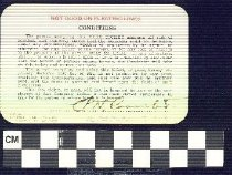 Image of 1986.9.218 Back