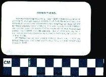 Image of 1986.9.233 Back