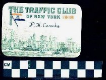 Image of The Traffic Club of New York - The Traffic Club of New York