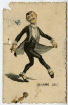 Image of Leap Year Dance card, Bowling Green, Ky. -