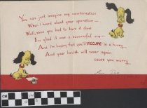 Image of Get Well Card front