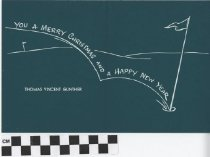 Image of christmas card inside
