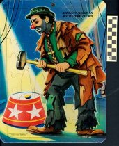 Image of Emmett Kelly as Willlie the Clown puzzle