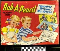 Image of 1987.155.97 - Rub A Pencil Pre-School Books