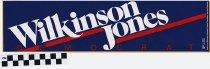Image of Wilkinson and Jones: democrat