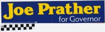Image of Joe Prather for Governor