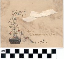 Image of Graduation day greeting card