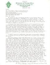 Image of Cummings Letter