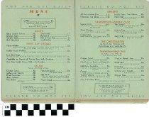 Image of Toddle House Menu