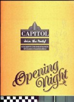 Image of Capitol Arts Opening Night