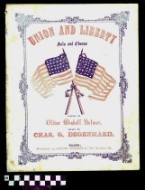 Image of Union and liberty :