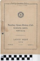 Image of Bowling Green Rotary Club Ladies Night program