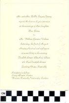 Image of Wedding Invitation