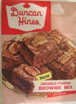 Image of 1994.30.1 - brownie mix box